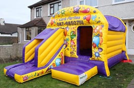 Bounce House with Slide Carrigaline