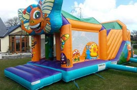 Small Obstacle Course Hire in Carrigaline