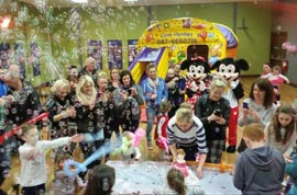 Mickey and Minnie Costumes for Hire Carrigaline
