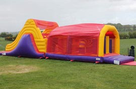 Terminator Torment Obstacle Course Hire Carrigaline